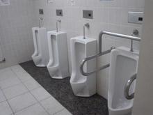 なかのZERO(もみじ山文化センター) 地下2階トイレ