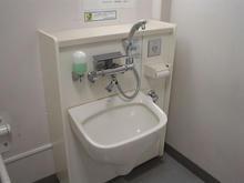 なかのZERO(もみじ山文化センター) 地下2階多目的トイレ