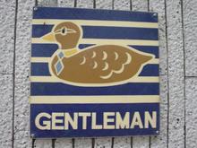 野川公園トイレ 男性用シンボルマーク