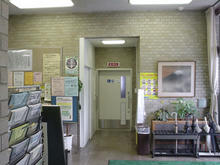 小金井市立図書館 1階トイレ