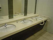 三井アウトレットパーク入間 ノースプラザ1階トイレ
