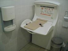 三井アウトレットパーク入間 ノースプラザ1階多目的トイレ