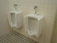 吉祥寺ロンロン エキサイツ館 地下1階バックヤードトイレ