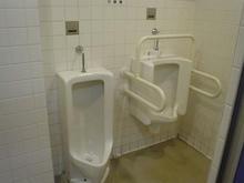三鷹ロンロンのトイレ