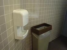 サンリオピューロランド 外トイレ