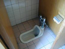 清瀬市郷土博物館 1階トイレ