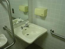 郷土博物館 1階多目的トイレ