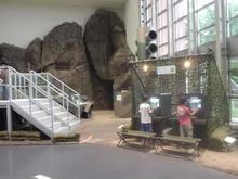 陸上自衛隊広報センター 1階
