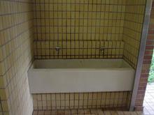 小金井公園 第二駐車場横トイレ