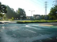 小金井公園 第二駐車場