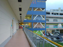 クロスガーデン多摩 外回廊