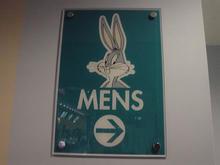 ワーナーマイカルシネマズ多摩センター 男性用トイレマーク