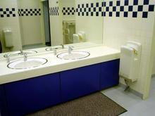 ワーナーマイカルシネマズ多摩センター チケット売り場トイレ