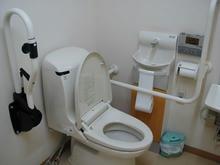 ゆめあい和光 1階多目的トイレ