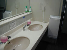 西友小平店 3階トイレ