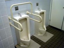 西友西荻窪店トイレ