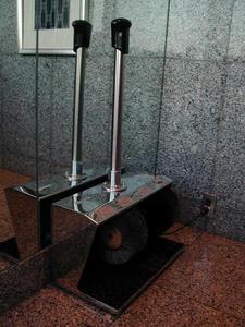 マンダリンオリエンタル東京 38階多目的トイレ