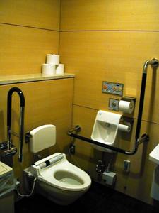 日本橋三井タワー 2階多目的トイレ