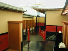 目黒雅叙園 再現化粧室(トイレ)