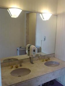 アサヒビールタワー 21階トイレ