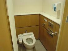 伊勢丹立川店 北東トイレ