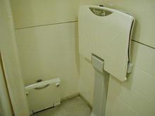 伊勢丹立川店 北東多目的トイレ