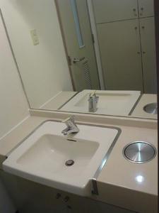 目黒寄生虫館 1階トイレ
