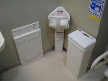 ビックカメラ立川店4階 NEW多目的トイレ