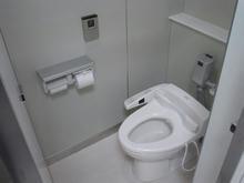 ビックカメラ立川店4階 NEWトイレ