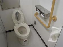 小金井福祉会館 3階トイレ