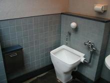 昭和記念公園 水鳥の池南多目的トイレ