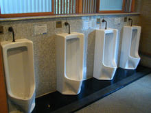 昭和記念公園 日本庭園西トイレ