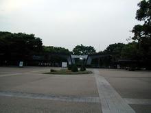 昭和記念公園 西立川口ゲート