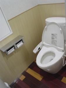 西友保谷店 地下1階トイレ