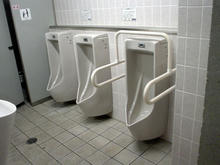昭和記念公園 さつき橋トイレ