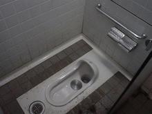 谷保第三公園トイレ