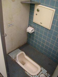 城山公園トイレ
