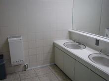 グリナード永山 4・5階トイレ