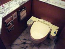 目黒雅叙園 2階北トイレ