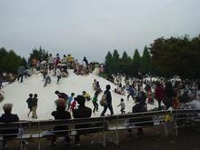 昭和記念公園 雲の海