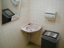 タウンセブン 4階多目的トイレ