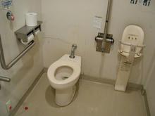 タウンセブン 7階多目的トイレ