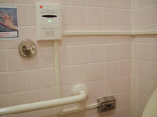 西友国立店3階多目的トイレ