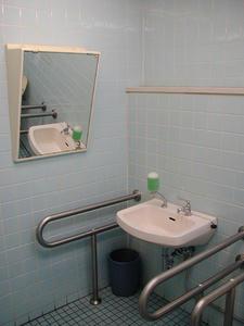 第一デパート 3階多目的トイレ