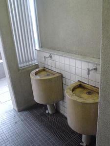 隅田公園(台東区) 1号トイレ
