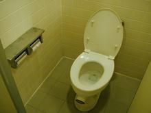 よしもとゲームアミュージアム昭島店トイレ
