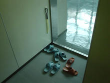 柴崎市民体育館 地下1階トイレ