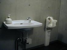 吉祥寺シアター 1階多目的トイレ