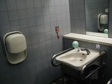 恵比寿ガーデンプレイス 公衆多目的トイレ