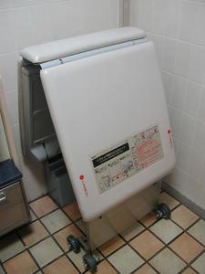 恵比寿三越 地下1階南多目的トイレ